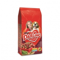 Darling Dog Beef&Vegetable, 10 Kg