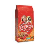 Darling Dog Poultry & Vegetable, 10 Kg