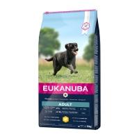 EUKANUBA Basic Adult L-XL, Pui, hrană uscată câini, 15kg