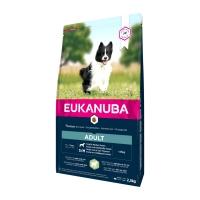 EUKANUBA Basic Adult S-M, Miel și Orez, hrană uscată câini, 2.5kg