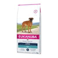 EUKANUBA Breed Specific Adult Boxer, Pui, hrană uscată câini, 12kg