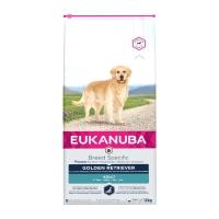 EUKANUBA Breed Specific Adult Golden Retriever, Pui, hrană uscată câini, 12kg x 2