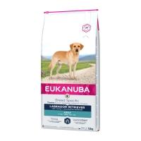 EUKANUBA Breed Specific Adult Labrador Retriever, Pui, pachet economic hrană uscată câini, 12kg x 2