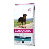 EUKANUBA Breed Specific Adult Rottweiler, Pui, hrană uscată câini, 12kg