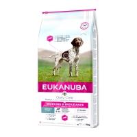 EUKANUBA Daily Care Efort și Rezistență Adult S-XL, Pui, hrană uscată câini, 15kg