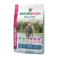 EUKANUBA Grain Free Junior S-XL, Somon, hrană uscată câini junior, 10kg