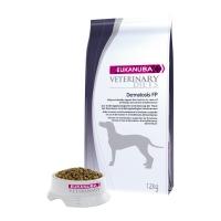 EUKANUBA Veterinary Diets Dermatosis, Pește cu Cartofi, dietă veterinară câini, hrană uscată, afecțiuni dermatologice, 5kg