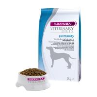 EUKANUBA Veterinary Diets Joint Mobility, Pui și Curcan, dietă veterinară câini, hrană uscată, afecțiuni articulare, 5kg