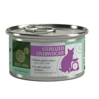 Equilibria Cat Sterilized - Overweight, 85 g