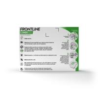 FRONTLINE Combo, spot-on, soluție antiparazitară, câini 10-20kg, 3 pipete