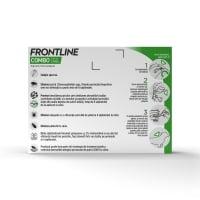 FRONTLINE Combo, spot-on, soluție antiparazitară, câini 20-40kg, 3 pipete