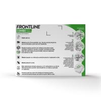 FRONTLINE Combo, spot-on, soluție antiparazitară, câini 40-60kg, 3 pipete