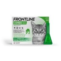FRONTLINE Combo, spot-on, soluție antiparazitară, pisici, 3 pipete