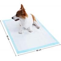 Feandrea Pet Pad 60 x 90 cm, 100 buc