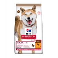 HILL'S SP No Grain, Adult M, Pui, pachet economic hrană uscată fără cereale câini, 14kg x 2