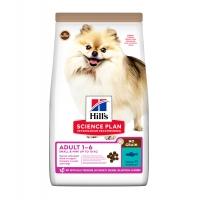 HILL'S SP No Grain, Adult XS-M, Ton, hrană uscată fără cereale câini, 300g