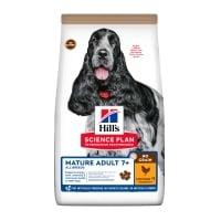 HILL'S SP No Grain, Senior, Pui, pachet economic hrană uscată fără cereale câini, 14kg x 2