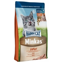 Happy Cat Minkas Adult, cu Pui, 10 kg
