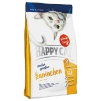 Happy Cat Sensitive Grain Free Adult, Iepure, 4 kg