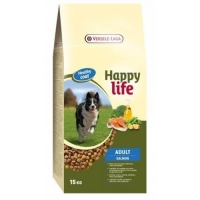 Versele Laga Happy Life Adult cu Somon, 15 kg