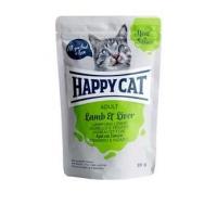 Happy Cat Miel si Ficat, Plic 85 g