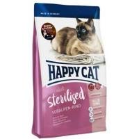 Happy Cat Supreme Adult Sterilised, Vita de Pasune, 4 kg