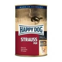 Happy Dog Conserva cu Strut, 400 g