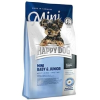 Happy Dog Supreme Mini Baby & Junior, 8 kg