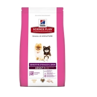Hill's SP Canine Adult Small&Miniature Sensitive Stomach&Skin, 3 kg