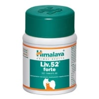 Himalaya Hepatic Liv.52 Forte Vet, 60 tablete