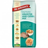 Hrana Mixta Pentru Hamsteri Si Gerbili Mr. Johnson's Supreme, 900 g