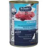Dr. Clauder's Selected Meat Junior, 800 g