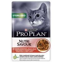 Pachet 24x Pro Plan Cat Sterilised Vita, 85g