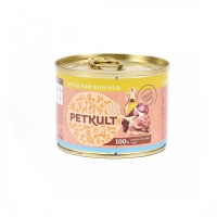 Petkult Mini Junior cu Rata, 185 g