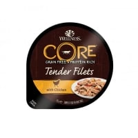 Wellness Core Tender Filets, Pui, 170g