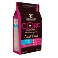 Hrana Uscata Wellness Core Small Breed Somon,1.5kg