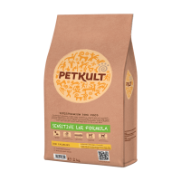 Petkult Sensitive Low Calories cu Miel si Orez, 2 kg