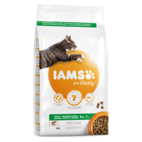 Iams Vitality Adult Cat cu Somon, 800 g
