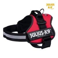 JULIUS-K9 IDC Power, ham câini, L, 23-30kg, roșu