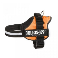 JULIUS-K9 IDC Power, ham câini, M, 13-25kg, portocaliu