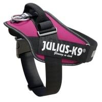 JULIUS-K9 IDC Power, ham caini, L, 23-30kg, roz inchis