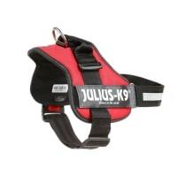 JULIUS-K9 IDC Power, ham câini, XL, 28-40kg, roșu