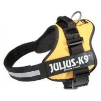 JULIUS-K9 IDC Power, ham câini, XS, 4-7kg, galben