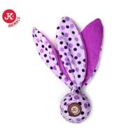 Jk Animals Jucarie Caine Fluture Plus Mov 25 cm