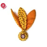 Jk Animals Jucarie Caine Fluture Plus Portocalie 25 cm