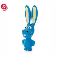 Jk Animals Jucarie Caine Magar Latex Albastru 17 cm