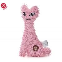 Jk Animals Jucarie Caine Pisica Plus Roz 23 cm