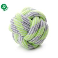 Jk Animals Jucarie Caine Minge Innodata Verde 9 cm