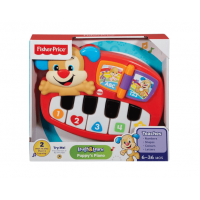 Jucarie Interactiva Laugh & Learn Fisher Price Catelul Cantaret la Pian