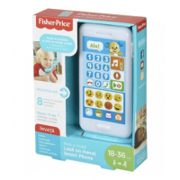 Jucarie Interactiva Laugh & Learn Fisher Price Telefonul Catelusului